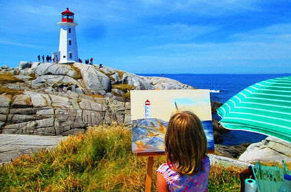 Peggy's Cove Tour